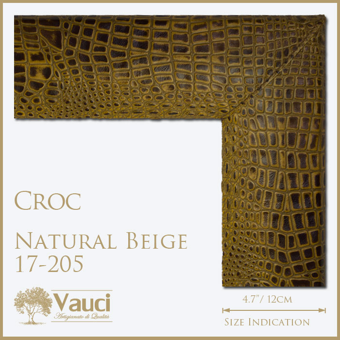Crock-Natural Beige-17205