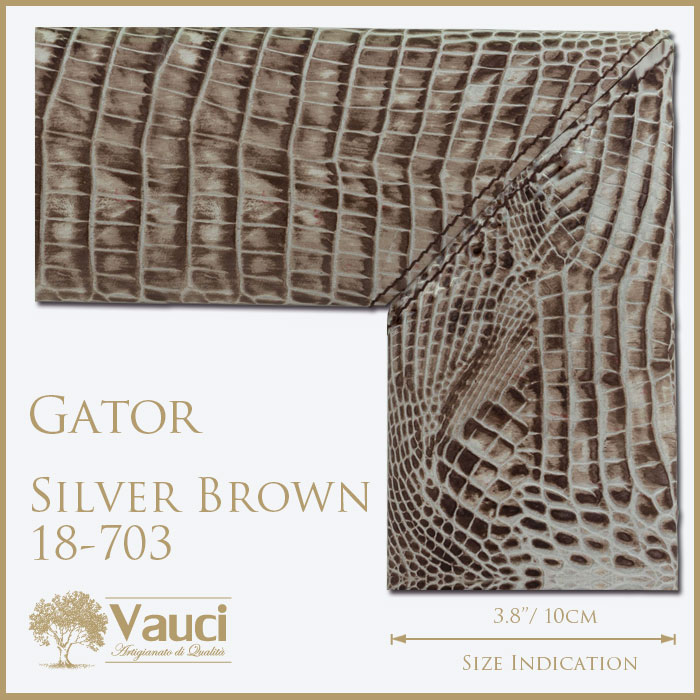 Gator-Silver Brown-18703