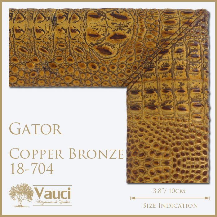 Gator-Copper Bronze-18704